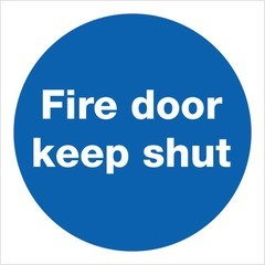 FIRE DOOR SIGNS
