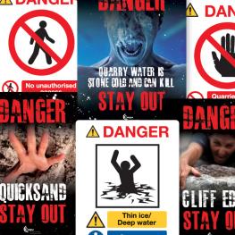 Quarry Signs